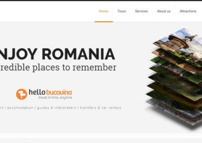 HelloBucovina.com